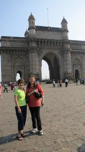 Mother-In-Law's First Trip to India: Sights in Bombay