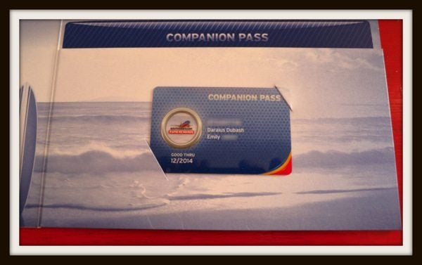 50,000 Point Southwest Premiere & Companion Pass