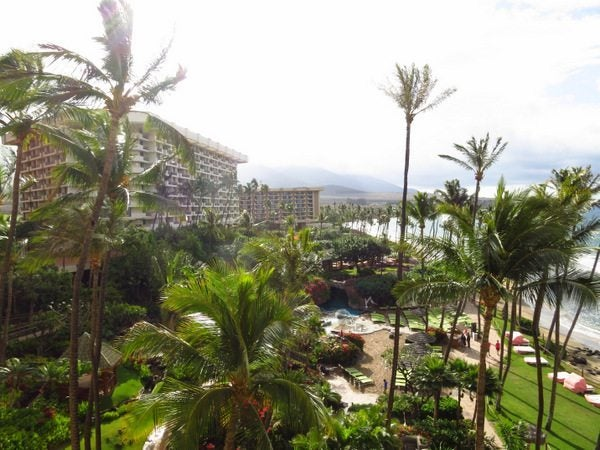 Hyatt Regency Maui Suite