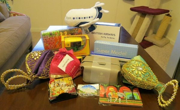 Mother-In-Law's First Trip to India:  Conclusion & Blog Giveaway [Expired]