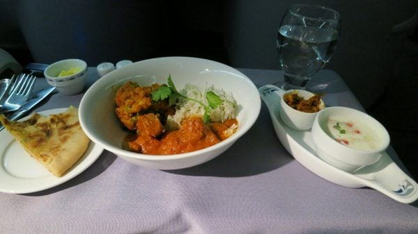 United Business Class Review