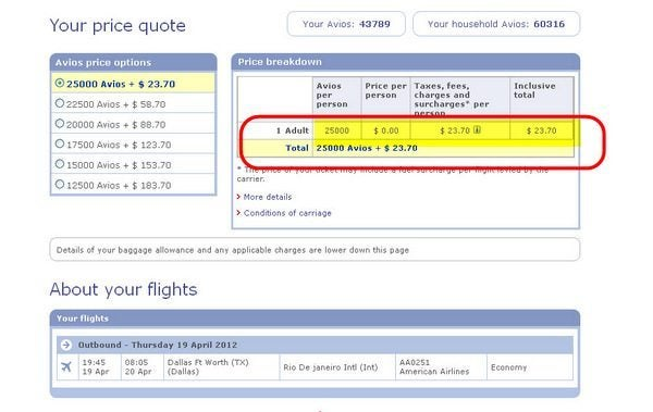 The Best Ways to use British Airways Avios for Multi-Continent trips with LOW Fees!