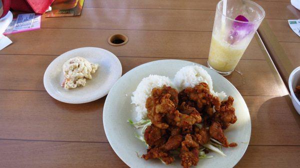 Eating around the Hyatt Regency Maui