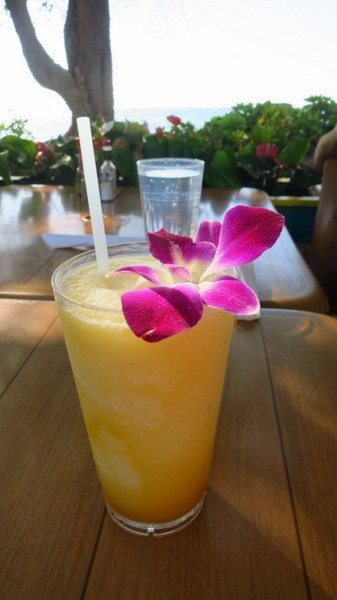 Eating around the Hyatt Regency Maui
