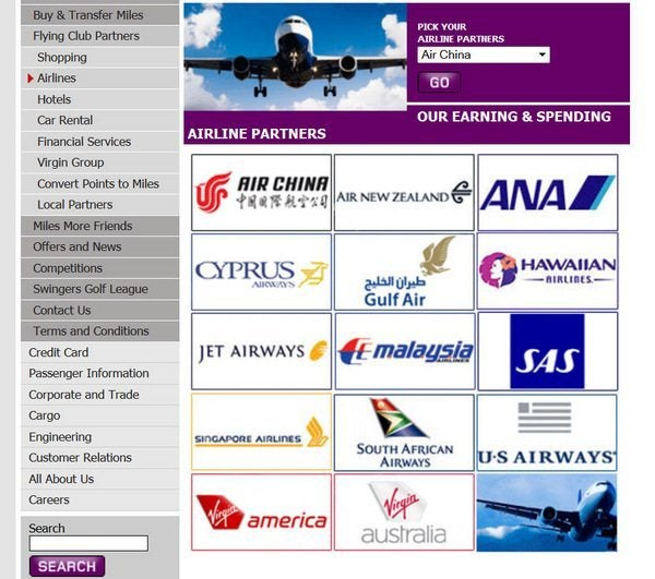 Airline Redemption Partners