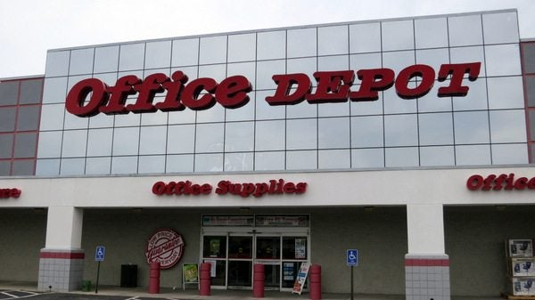Office Depot Sells Amazon.com Gift Cards