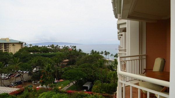 Grand Wailea Rooms