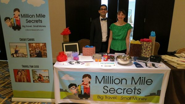 The Million Mile Secrets Table