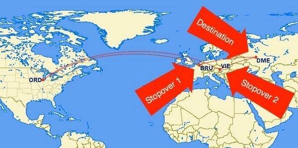 How to Earn and Use Lufthansa Miles: Part 5 – Segments, Stopovers & Open Jaws