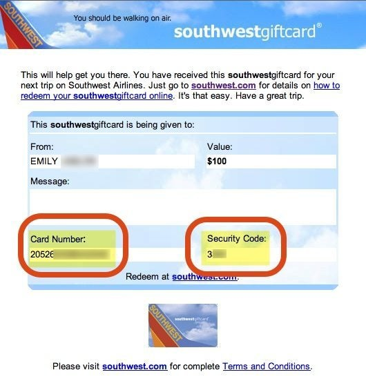 Southwest Discount