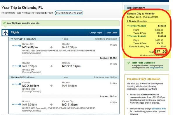 2 cards 5 nights airfare for 2 to disney