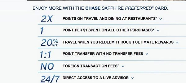 2X Points on Travel and Dining Will Add Up When You Travel a Lot