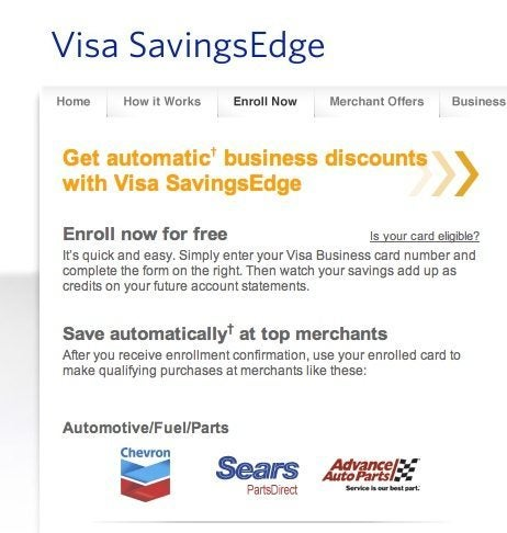 Visa Savings Edge 00