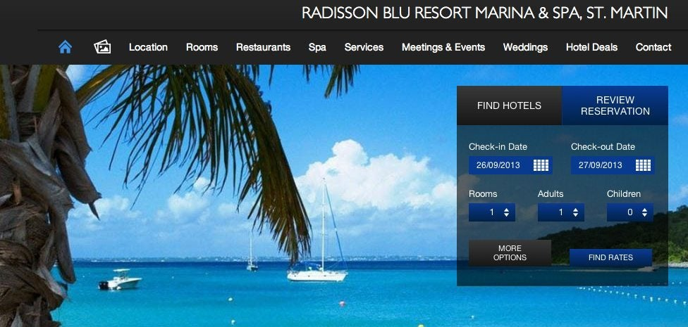 Did You Win A Free Night At Radisson?