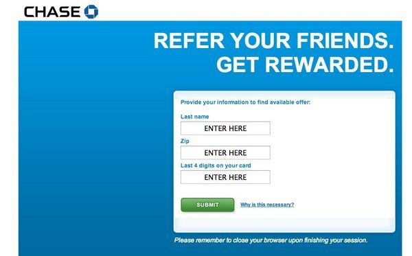 You Can Get Up to 50,000 Ultimate Rewards Points For Referring Your Friends and Family