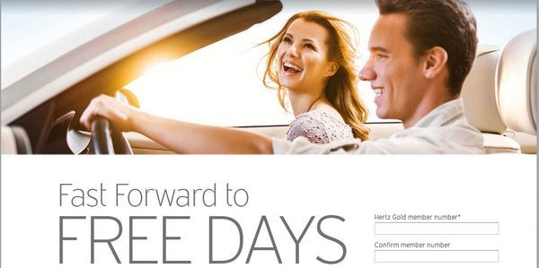 100 Free Hertz Points 250 Free Virgin America Points 390 Free Avios Points