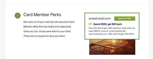 American Express Statement Credit TripAdvisor