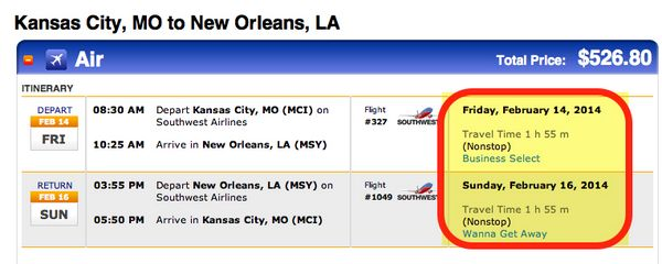 Southwest No Show Policy Change