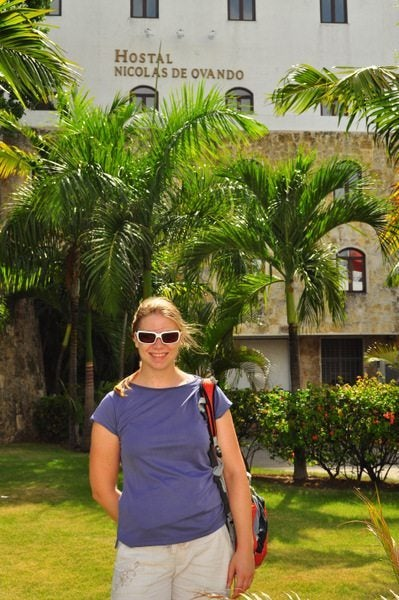 Emily's Birthday Trip to the Dominican Republic: Part 2 – Hotel Nicolas de Ovando in Santo Domingo