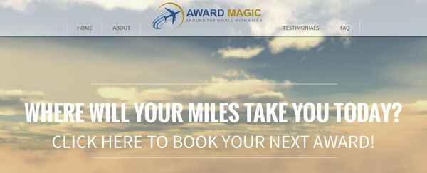 15% Off New Award Booking Service & What do You Wish You Knew About Booking Awards?