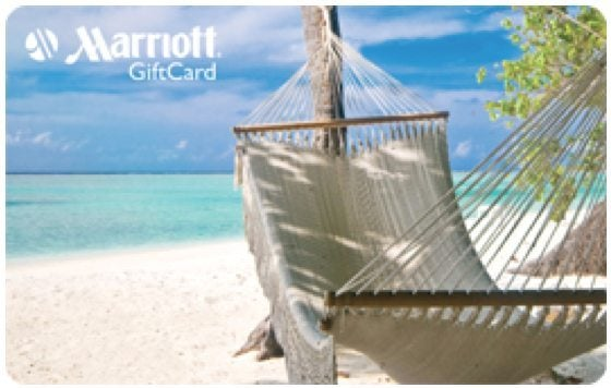 Blog Giveaway 500 Marriott Gift Card