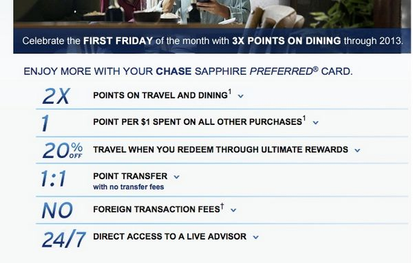 How to Check If You've Earned Double Points With Your Chase Sapphire Preferred