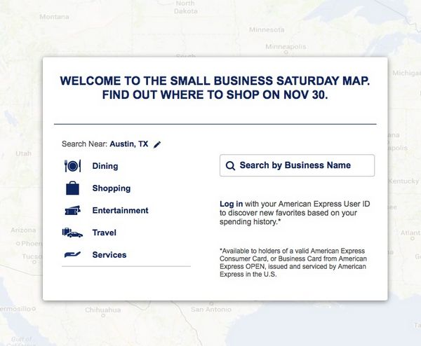 Dont Forget To Register For $10 Per American Express Card On Small Business Saturday
