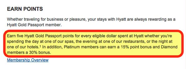 Points Cash Coming To Hyatt