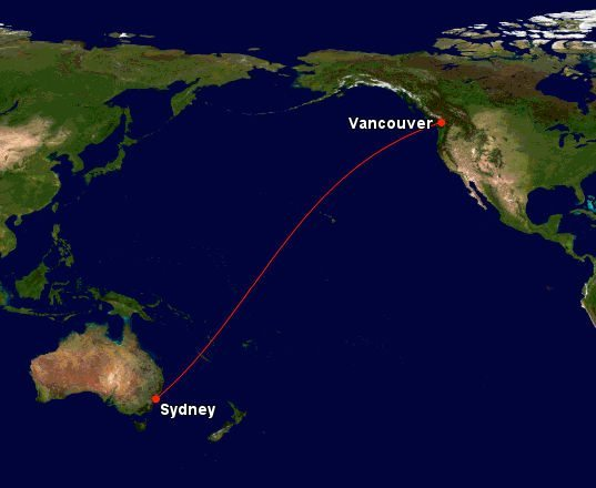 United Miles To Australia, New Zealand And Oceania