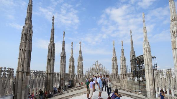 Activities In Milan