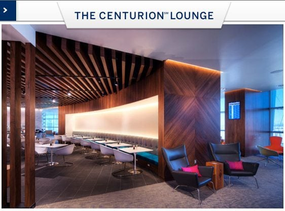 American Express Platinum Cardholders Will Lose Lounge Access