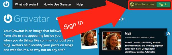 Don't Have an Image Next to Your Blog Comments? Here's How to Get a Gravatar For Free!