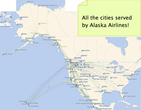 How To Use Alaska Air Miles Million Mile Secrets