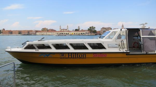 Shuttle And Around Hilton Venice