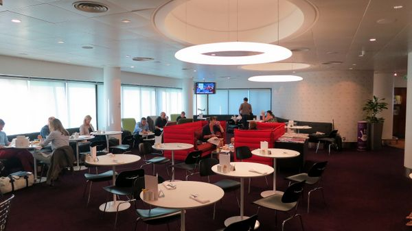 Virgin Atlantic Revivals Lounge