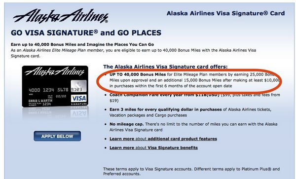 40,000 Alaska Air Miles After Spending $24,000 (Don't Choke on the Coffee!) in 12 Months