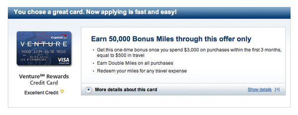Capital One Venture Card Car Rental Benefits