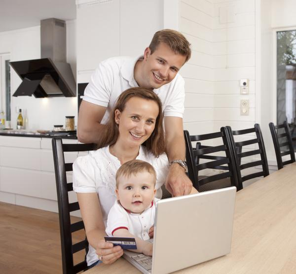 Stay-at-Home Partners Can Get Credit Cards Again!