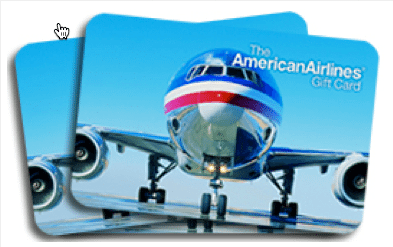 Try Buying Gift Cards Directly From the Airline or Hotel!