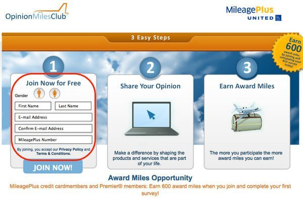 Earn Free United Miles – If You Have a Lot of Spare Time, That Is!