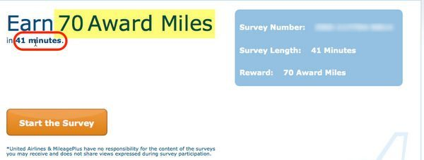 Earn Free United Miles If You Have A Lot Of Spare Time That Is