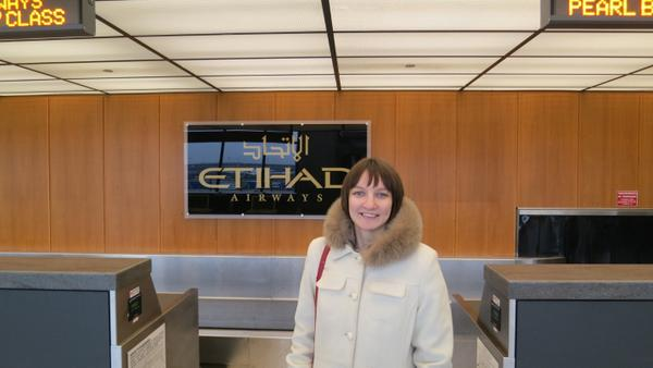 Etihad Washington DC