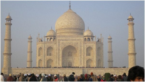 A Day in Agra