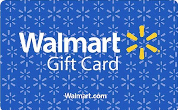 Blog Giveaway: $200 in Walmart Gift Cards!