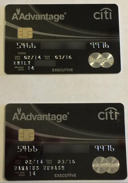 Can Citi Executive Card Authorized Users Enter American Airlines Lounges