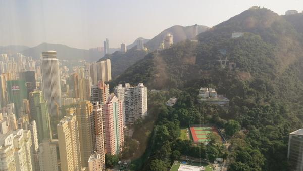 Conrad Hilton Hong Kong Points