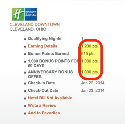 IHG Hotel Secrets Stack IHG Promo Codes Rack Up Hotel Points