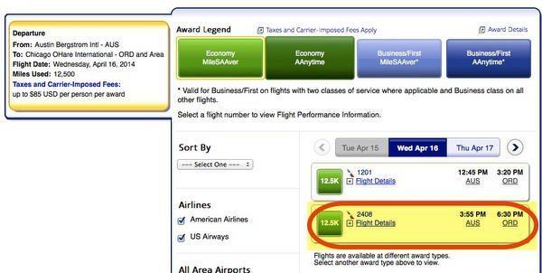 American Airlines Etihad