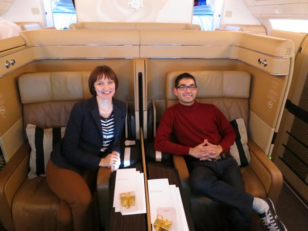 The Ultimate Guide to Etihad Airways: Part 2 – Using American Airlines Miles on Etihad