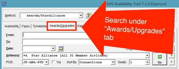 Find Etihad Awards With KVS